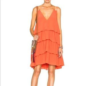 Canyons Tier Dress